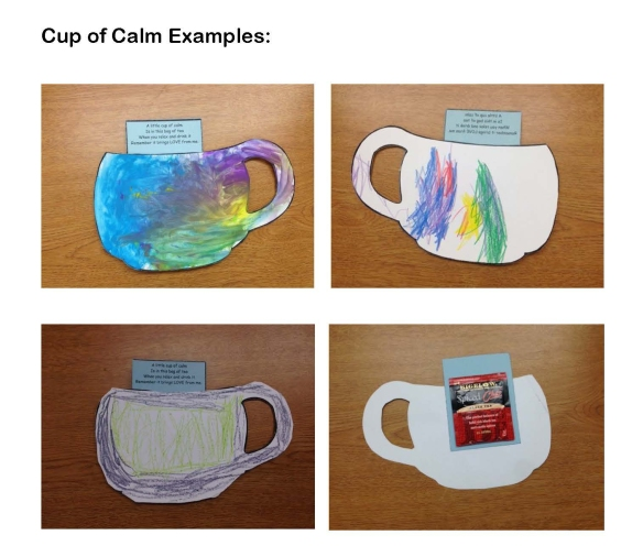 Cup of Calm Examples