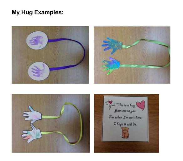 My Hug Examples