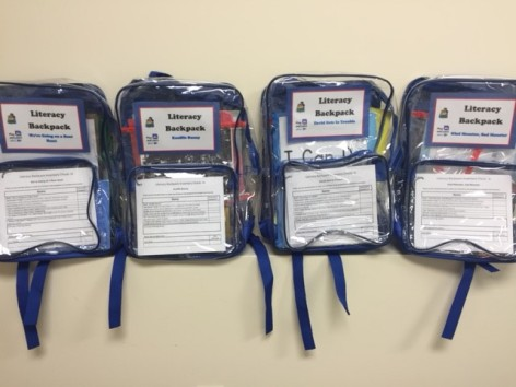 Literacy Backpacks1